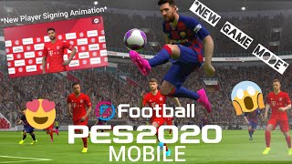 pes 2020 gameplay mobile - TH-Clip