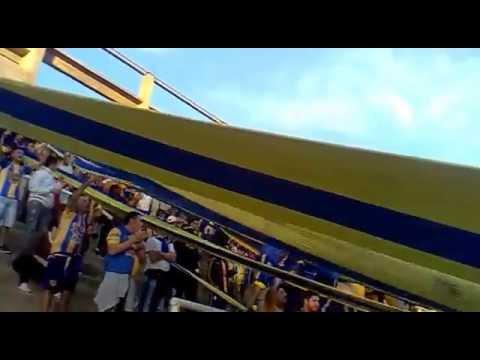 """""""32 GOOL de atlanta vs riestra 18/4/15"""" Barra: La Banda de Villa Crespo • Club: Atlanta"""