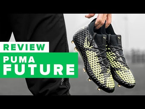 PUMA FUTURE 18.1 NETFIT REVIEW – best football boot of 2017?