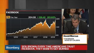 Facebook's Marcus Says He Would Accept His Full Pay In Libra