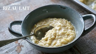 Rice pudding: the detail that changes everything  (Testing France top pastry chef recipe)