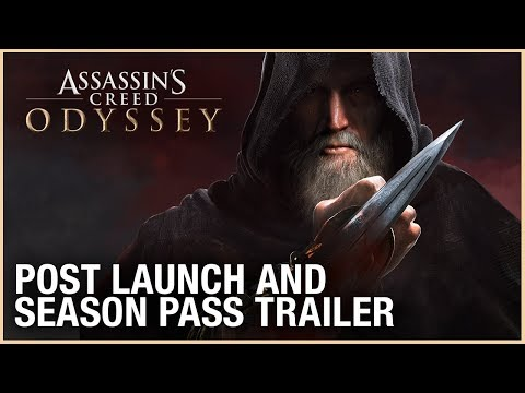 Assassin's Creed Odyssey: The Story Continues Post-Launch