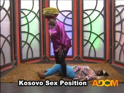Kosovo Sex Position with Akumaa Mama Zimbi