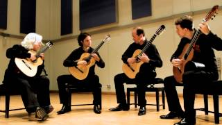 Tetra Guitar Quartet - Mahler Lieder by Stephen Goss after Gustav Mahler