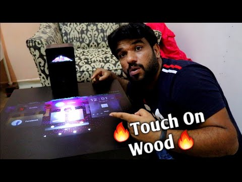 Puppy Cube Portable Projector... 🔥Touching Wood🔥