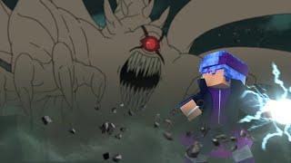 Minecraft:NARUTOC-CAÇANDOAJUUBI!!‹Ine›