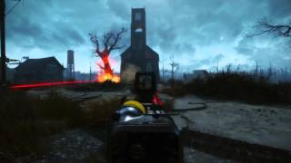 Fallout 4 Immersive Gameplay Overhaul Playthrough - 1