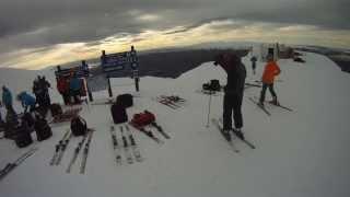 preview picture of video 'EDMI 2013 Wanaka Ski Trip'