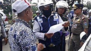 Sisir Wilayah Jagakarsa, Dishub Dapati 39 Kendaraan yang Terjaring Razia Parkir Liar