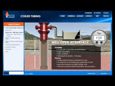 WCS University - Coiled Tubing Course Part 1 - YouTube