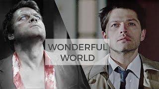 Castiel  - Wonderful world