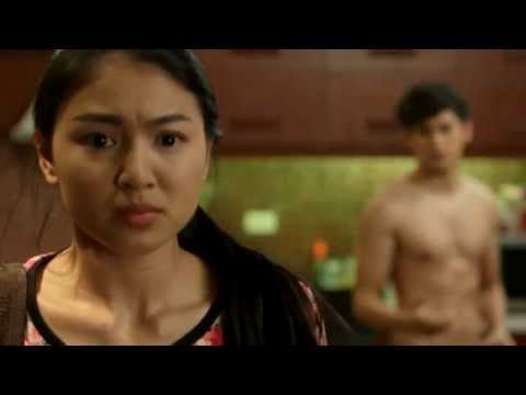 On The Wings Of Love Outtake: James & Nadine Sexy Scenes