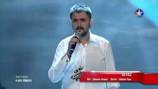 O Ses Türkiye - Şadi Yolcu / BEYAZ