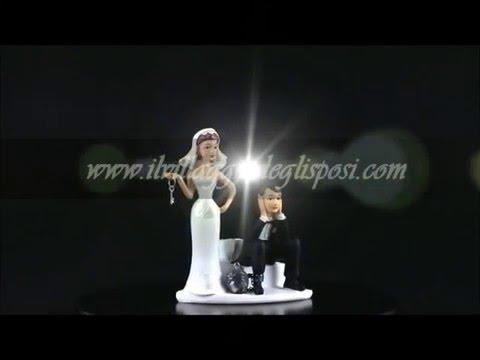 Video - Sposo con palla al piede