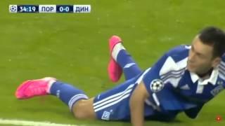Лига чемпионов. Группа G. 5-й тур. Порту (Португалия) - Динамо (Киев, Украина) 0:2