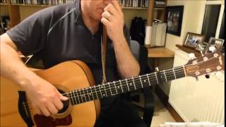 "James Taylor, ""Line Em Up"" tutorial - PART TWO"