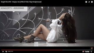 Zespół SOLARIS   Księżyc Wie (Official Video Clip) #ciepłomuzyki