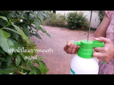 Portable Hand Spray Pump Pressure Gardening Review