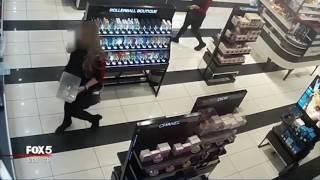Perfume thief