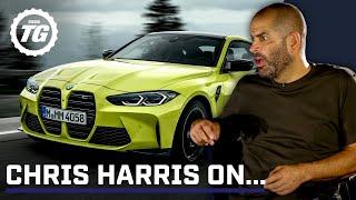 [Top Gear] Chris Harris on... New BMW M4 & M3 Touring