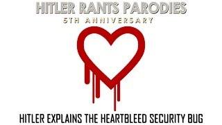 Hitler explains the Heartbleed security bug
