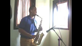 all I ask -Adele alto saxophone cover by Elan Mustakmal