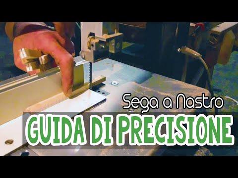 ✅ Guida di precisione per piccoli tagli sega a nastro | diy |