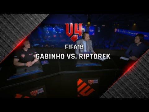 V4 FIFA18 Finals - Grandfinal - Gabinho vs. RIPTOREK letöltés