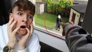 GAME MASTER is SPYING on My House & I had No Idea… *SCARY*