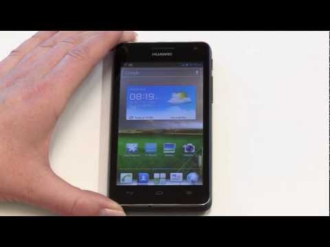 Getting started with your Huawei Ascend G600