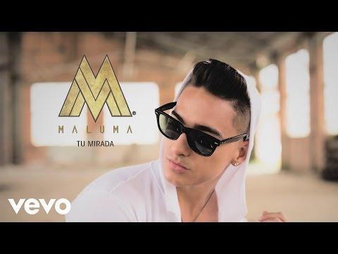 Maluma - Tu Mirada (Cover Audio)