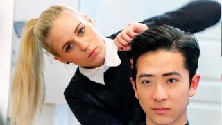 Top 3  Asian Hair Tutorials | Mens Hair Inspiration