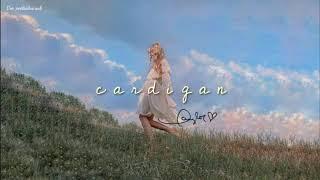 「VIETSUB + LYRICS」cardigan - Taylor Swift