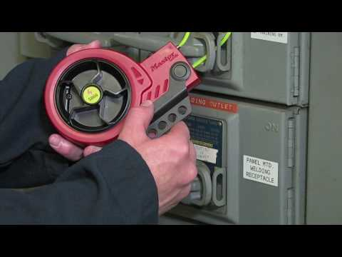 Screen capture of S856 & S866 - Retractable Cable Lockouts