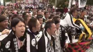 2015松山市大神轎撞轎祈福活動