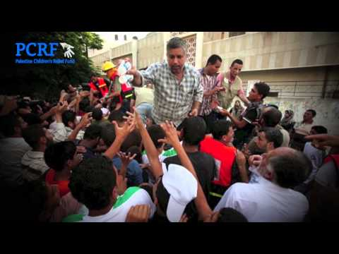 PCRF distributes urgent food in Gaza