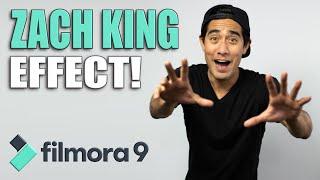 Edit Like Zach King with Filmora9!
