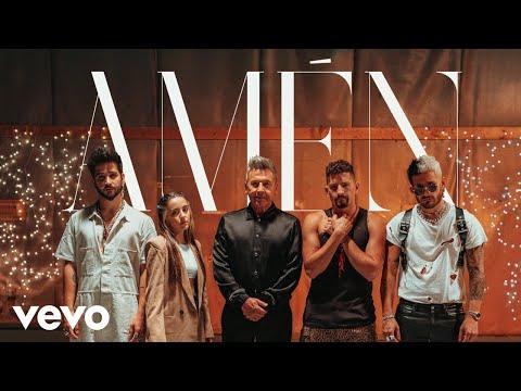 Video: Ricardo Montaner, Mau y Ricky, Camilo, Evaluna Montaner - Amén