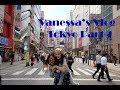 VaLog 8 days in Tokyo Japan Part 1