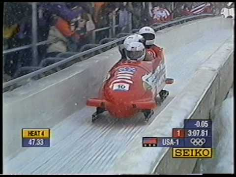 2002 U.S. Olympic Bobsled Team