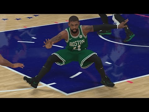 NBA 2K19 My Career EP 76 - Uncle Drew vs Nephew! CFG1