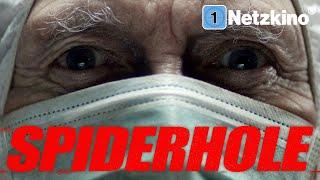 Spiderhole – Jemand muss bezahlen (HORROR ganzer Film Deutsch, Horrorfilme in voller Länge ansehen)