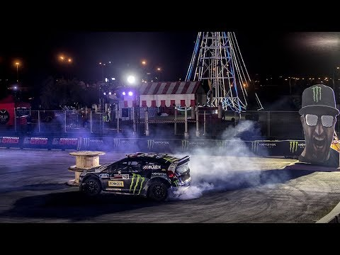 GYMKHANA GRID RETURNS TO SOUTH AFRICA FOR 2018