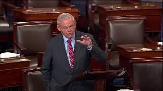Menendez Decries Senate Republican Healthcare Bill
