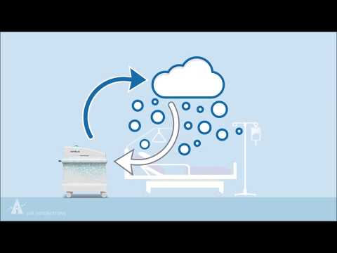 Video thumbnail for Nimbus Whole-Room Medical Disinfection System