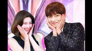Omg Bts V says about Joy Red Velvet (park Sooyung)