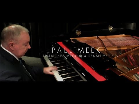 Paul Meek - Interview in Soest - Vortrag und medialer Abend
