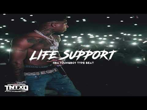 "(FREE) NBA Youngboy Type Beat | 2019 | "" Life Support"