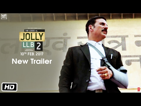 Movie Trailer: Jolly LLB 2 (0)