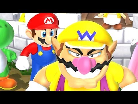 Mario Party 9 Solo Mode ◆Wario Toad Road Part 1 #359